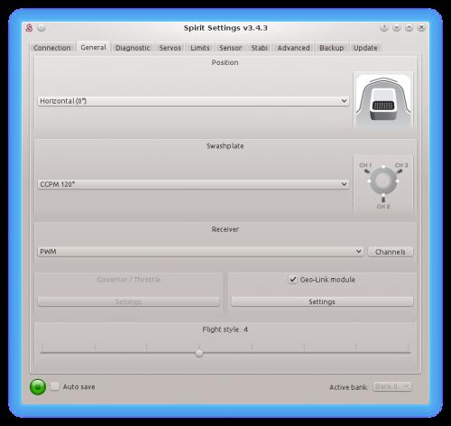 Configuration - Spirit System Manual